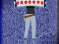 Постер Мангецу и свитка оружия мечников